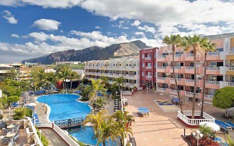 Kanárské ostrovy - Tenerife na 8 dní, all inclusive nebo polopenze s dopravou letecky z Prahy, 700 m od pláže
