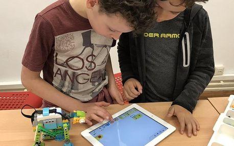 Lego robotika WeDo pro děti - první robot