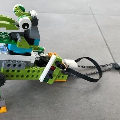 Lego Mechanik kroužek pro děti – pro začátečníky