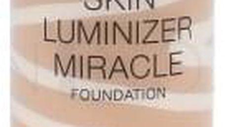 Max Factor Skin Luminizer 30 ml rozjasňující make-up pro ženy 80 Bronze