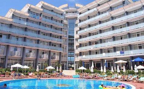 Bulharsko - Slunečné Pobřeží na 8 dní, all inclusive s dopravou letecky z Prahy, 300 m od pláže