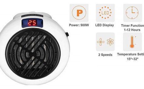 Teplovzdušný Ventilátor Wonder Heater PRO