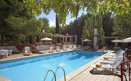 Španělsko - Mallorca na 4 až 8 dní, all inclusive, polopenze nebo snídaně s dopravou letecky z Prahy, 50 m od pláže