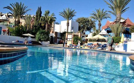 Maroko - Agadir na 8 dní, all inclusive s dopravou letecky z Prahy, 300 m od pláže
