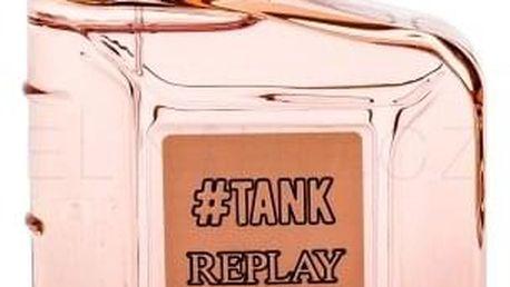 Replay #Tank 100 ml toaletní voda pro ženy