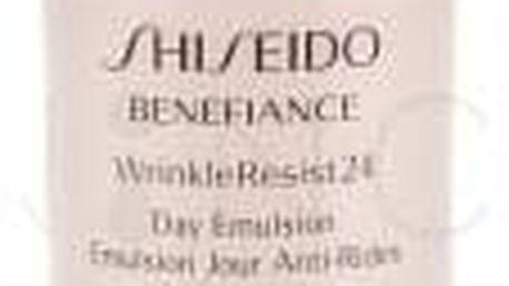 Shiseido Benefiance Wrinkle Resist 24 Day Emulsion SPF15 75 ml pleťová emulze proti vráskám pro ženy