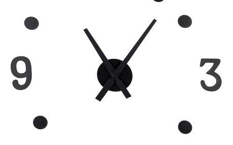 Segnale Nástěnné hodiny Sestav si své hodiny, ručičkové, Ø 40 cm