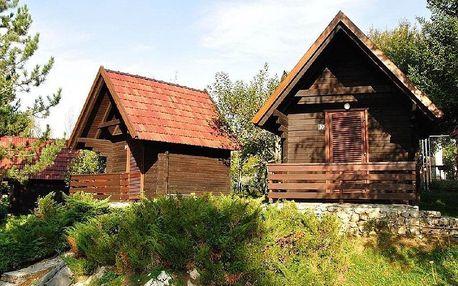 Chorvatsko - Plitvická jezera na 8 dní, snídaně s dopravou vlastní