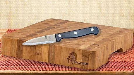 Sada bambusového prkénka a nože Dellinger