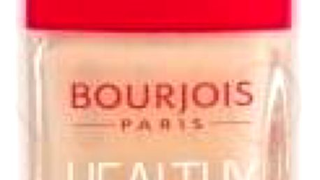 BOURJOIS Paris Healthy Mix Anti-Fatigue Foundation 30 ml rozjasňující makeup s výtažky z ovoce pro ženy 50 Rose Ivory