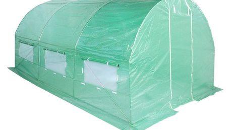 Home & Garden 56047 Fóliovník 250 cm x 400 cm (10,0 m2) zelený