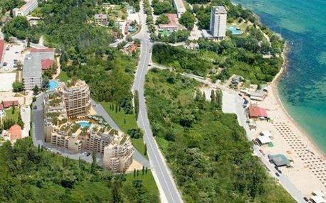 Bulharsko, Zlaté Písky, letecky na 8 dní snídaně