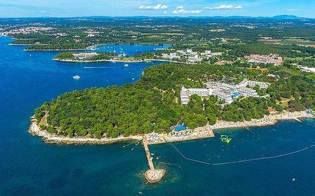 Chorvatsko - Istrie autobusem na 10 dnů, polopenze