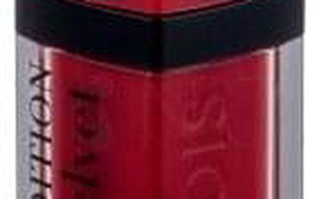 BOURJOIS Paris Rouge Edition Velvet 7,7 ml matná dlouhotrvající rtěnka pro ženy 15 Red-volution