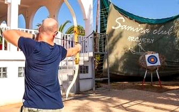 Hotel Samira Club & Aquapark, Tunisko pevnina, letecky, all inclusive4