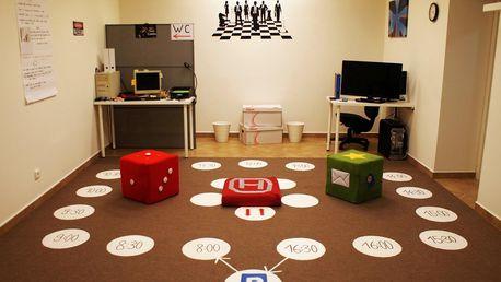 Živá hra: Do práce a z práce až pro 6 osob