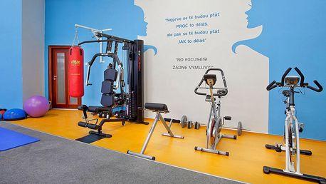 Dejte si do těla: lekce cvičení v dámském fitku