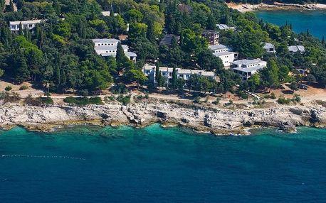 Chorvatsko - Pula na 8 až 15 dní, bez stravy s dopravou vlastní, 100 m od pláže