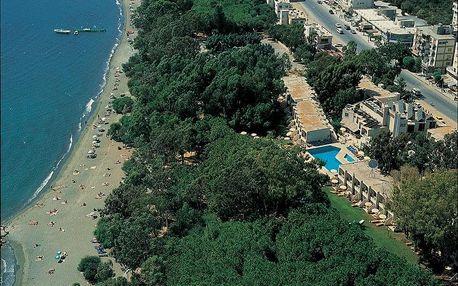 Kypr - Limassol na 8 dní, snídaně s dopravou letecky z Prahy, 50 m od pláže