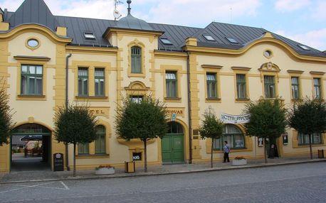 Střední Morava: Pivovarský hotel