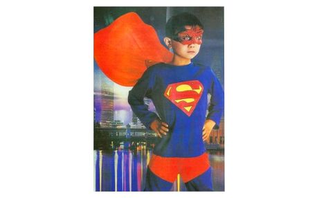 Superman II. - kostým pro děti