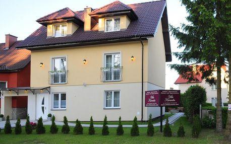 Polsko: Pension Villa Karmelia
