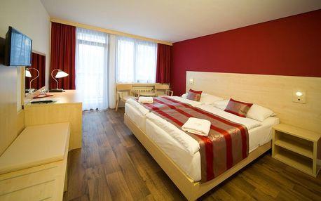 Praha: Hotel Krystal