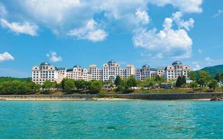 Bulharsko - Slunečné Pobřeží na 8 dní, all inclusive s dopravou letecky z Prahy, přímo na pláži