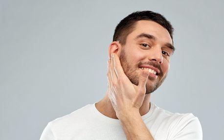 Kosmetické ošetření pro pány