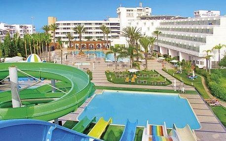 Maroko - Agadir na 8 dní, all inclusive s dopravou letecky z Prahy, přímo na pláži