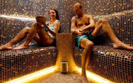 4* wellness relax v Resortu Johanka na Vysočině