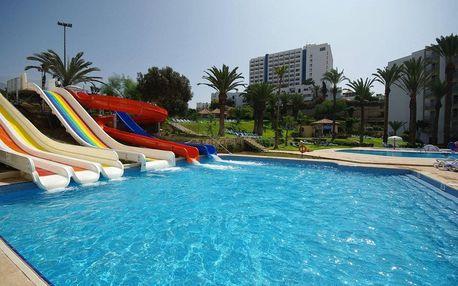 Maroko - Agadir na 8 dní, all inclusive s dopravou letecky z Prahy, 100 m od pláže