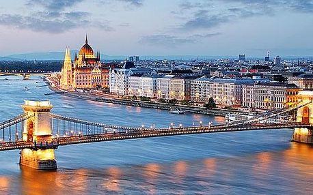 Exkluzivní Wellness Hotel Rubin**** v překrásné maďarské metropoli. Wellness pobyt v Budapešti.