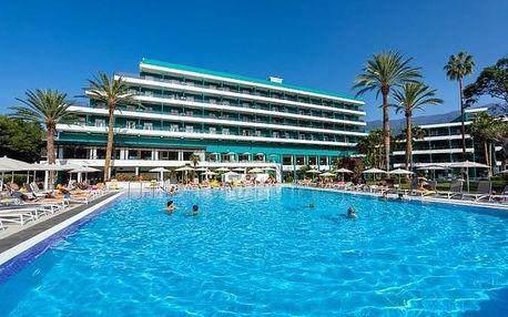 Kanárské ostrovy - Tenerife na 8 dní, all inclusive nebo polopenze s dopravou letecky z Prahy, 5 km od pláže