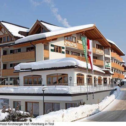 Rakousko - Kitzbühel / Mittersill na 3 až 5 dní, polopenze s dopravou vlastní