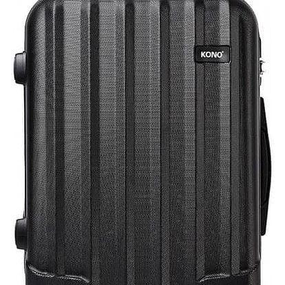 Dámský černý kabinový kufr Trip 1773