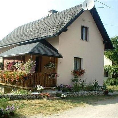Chorvatsko - Plitvická jezera: Guest House Marijan
