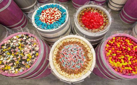 Dárkové poukazy na sladkosti z Candy & Cafe