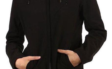 Dámská softshellová bunda černá černá