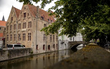 Belgie - Bruggy: Hotel Ter Brughe