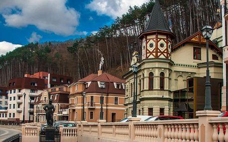 Velikonoční pobyt v Trenčianské Teplice s polopenzí a wellness včetně masáží