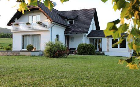 Chorvatsko - Plitvická jezera: House Biba & Leona