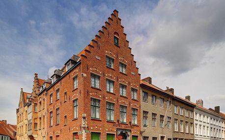 Belgie - Bruggy: Hotel Jacobs Brugge