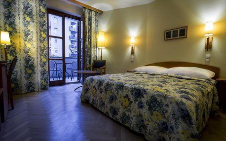 Budapešť: Hotel Sissi