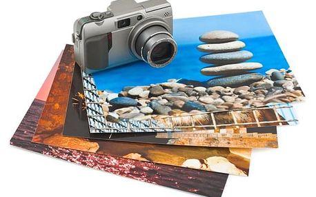 Vyvolání fotografií 100 ks ve formátu 10x15 cm nebo 50 ks ve formátu 13x18 cm. Osobní odběr Praha.
