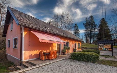 Chorvatsko - Plitvická jezera: Guest House Slavica