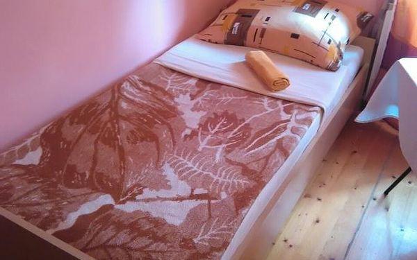 Dvoulůžkový pokoj s manželskou postelí / oddělenými postelemi2