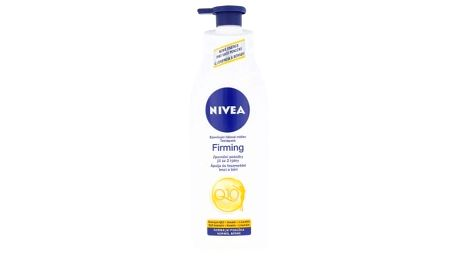 Nivea Q10 Energy+ Firming Body Lotion 400 ml zpevňující tělové mléko pro normální pokožku pro ženy