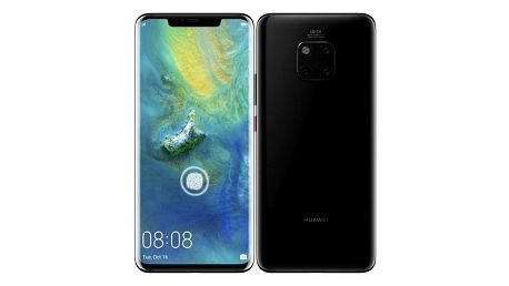 Huawei Mate 20 Pro černý (SP-MATE20PDSBOM)