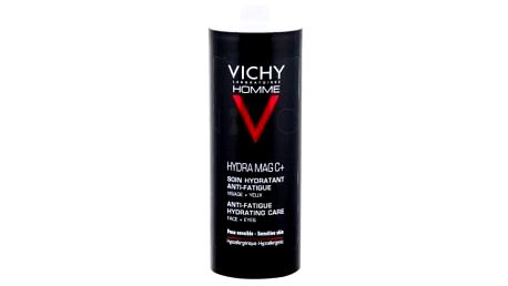 Vichy Homme Hydra Mag C+ 50 ml hydratační pleťový krém proti známkám únavy pro muže